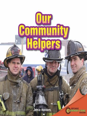 cover image of Our Community Helpers